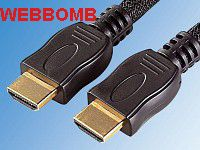 3m Premium HDMI Kabel Full HD Beamer / TV / Xbox / PS3