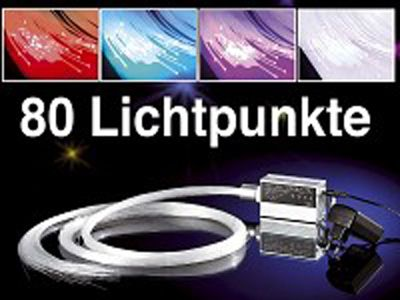 led glasfaser optik sternenhimmel multi color mit farbwechsler webbomb consumer electronics. Black Bedroom Furniture Sets. Home Design Ideas