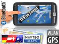 TOUCHLET Tablet PC X2G Android 2.2 GPS & Navi CD D/A/CH
