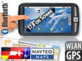 TOUCHLET Tablet PC X2G & Android2.2 GPS & Navi EUROPA