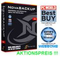 Novastor NovaBackup Professional 10 Backup Software